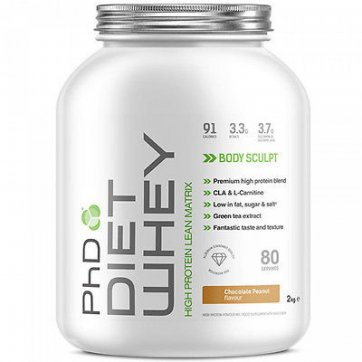 PhD Diet whey 2000 gr
