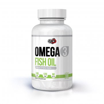 PURE NUTRITION Omega 3 Fish Oil 100softgel