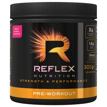 REFLEX NUTRITION Pre Workout 300gr