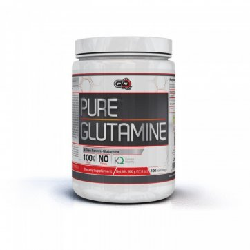 PURE NUTRITION Pure Glutamine Unflavoured 500gr