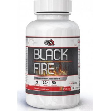 PURE NUTRITION Black Fire 120 capsules