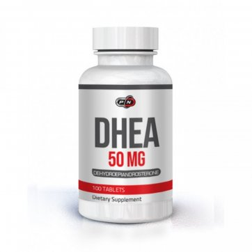 PURE NUTRITION DHEA 50mg 100 tablets