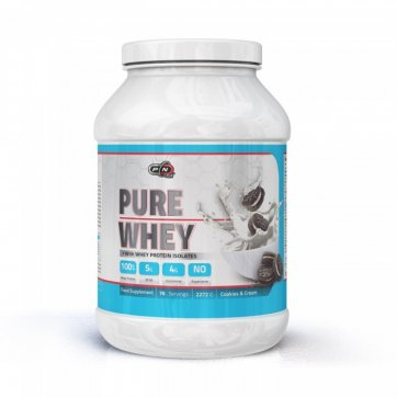 PURE NUTRITION Pure Whey 2272gr