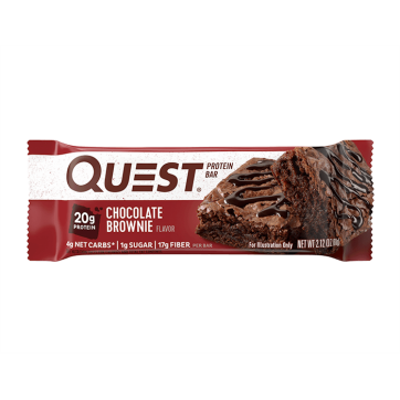 QUEST NUTRITION Quest Nutrition Protein Bar Chocolate Brownie 60gr