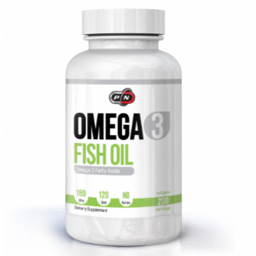 PURE NUTRITION Fish Oil 200softgel