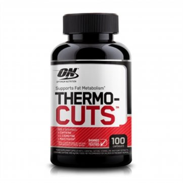 OPTIMUM NUTRITION Thermo Cuts 100capsules