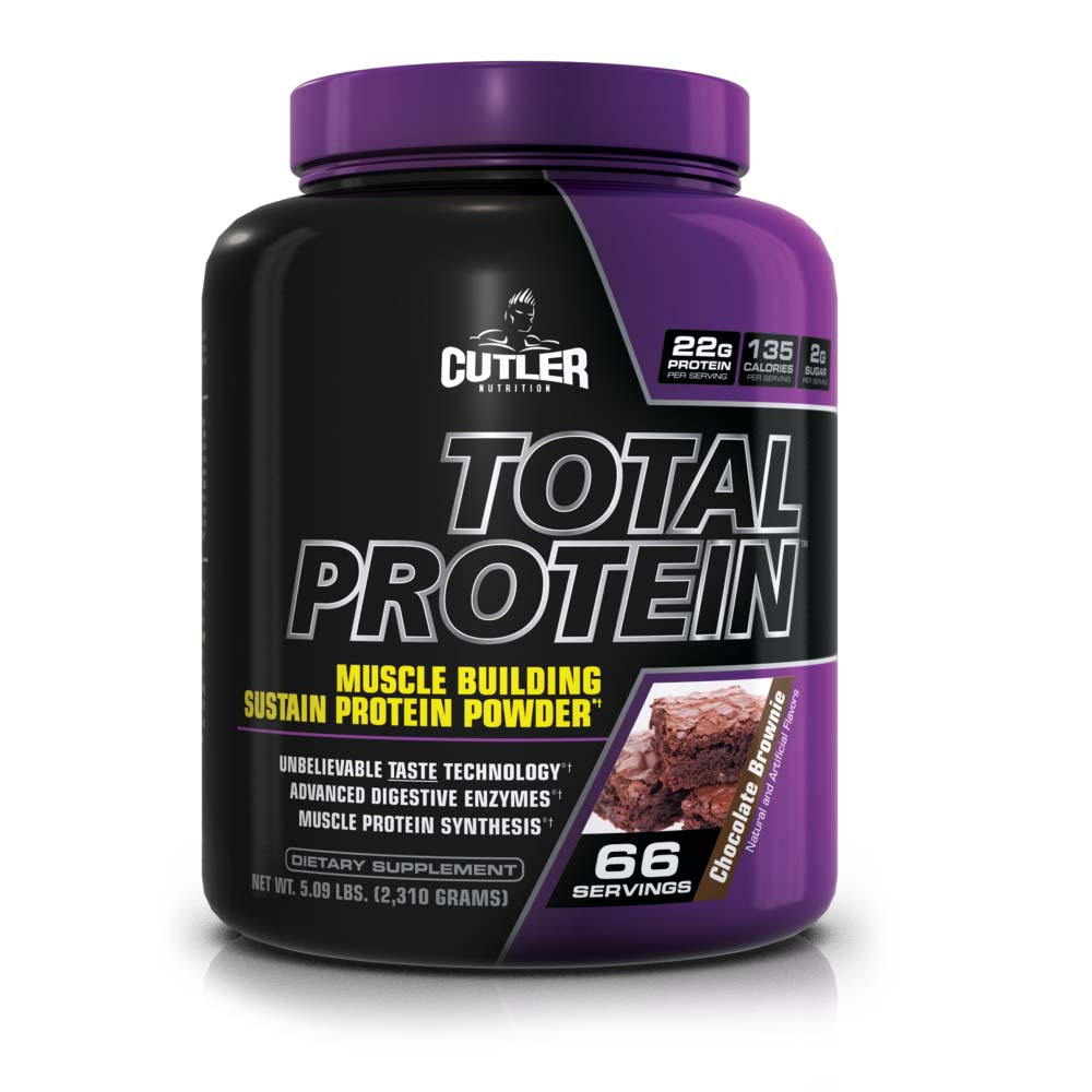 CUTLER NUTRITION  Cutler Nutrition  Total Protein 2410 gr