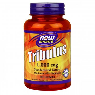 NOW FOODS Tribulus 1000 mg 90 tablets