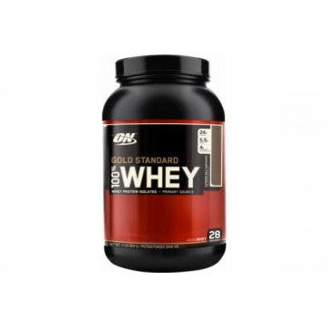 OPTIMUM NUTRITION Gold Standard 100% Whey 912gr