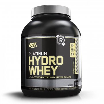 OPTIMUM NUTRITION Platinum Hydro Whey 1600gr